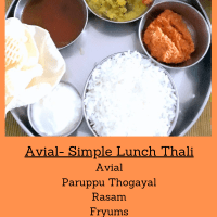 Avial Recipe | How to make Aviyal