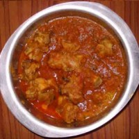 Chicken Pulusu or Gravy - Andhra Style