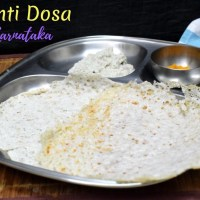 Mushti Dosa | How to make Konkani Pancakes