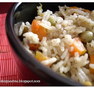 Simple Vegetable Rice Recipe – Vegetable Rice Recipe