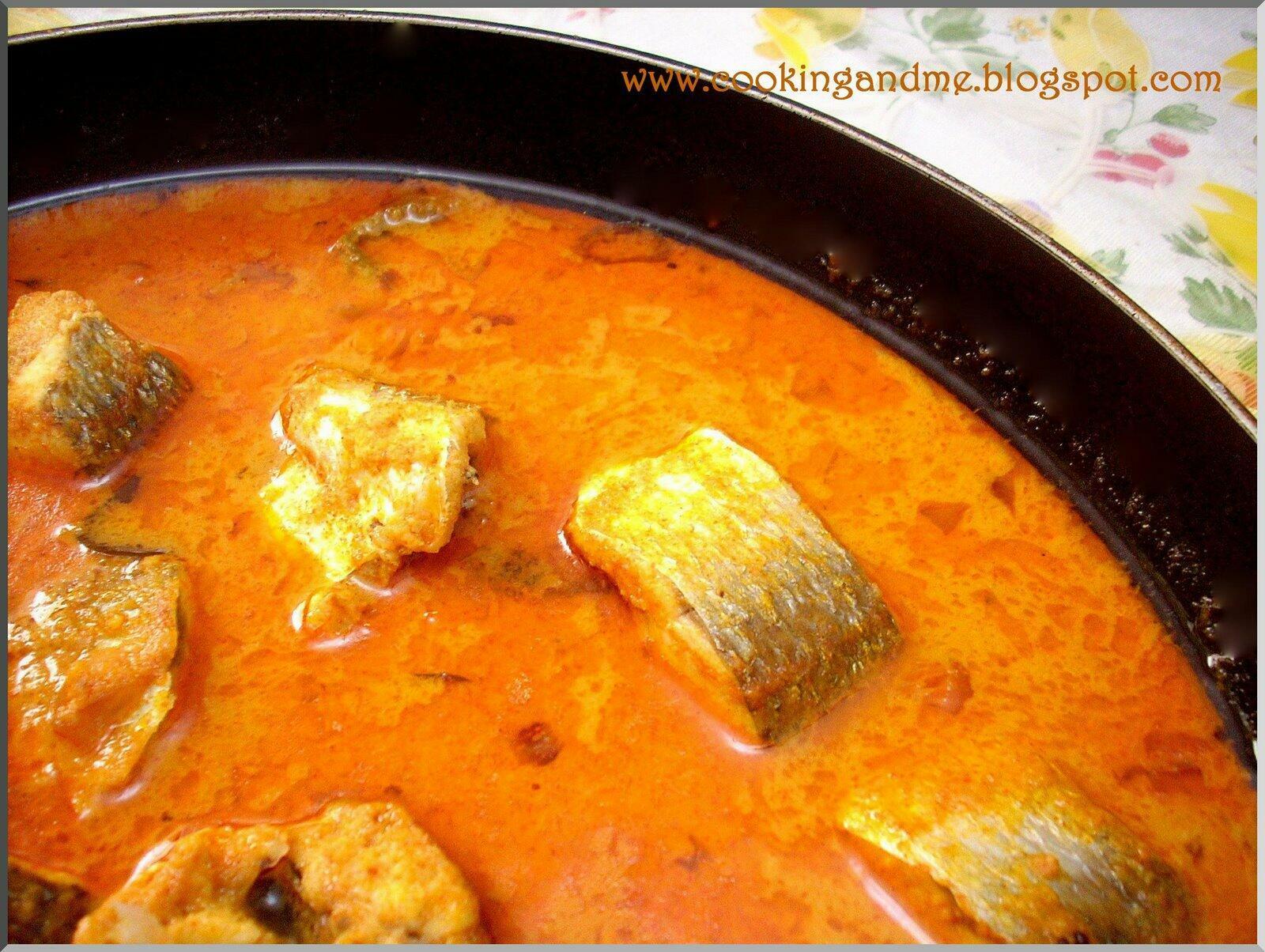 Kerala Fish Curry with Coconut {Recipe} - Edible Garden