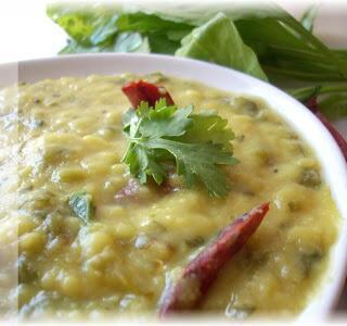 Palak Dal Recipe | Dal Palak | Spinach Dal Recipe