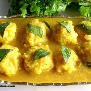 Paruppu Urundai Kuzhambu – Brahmin Kuzhambu Recipes
