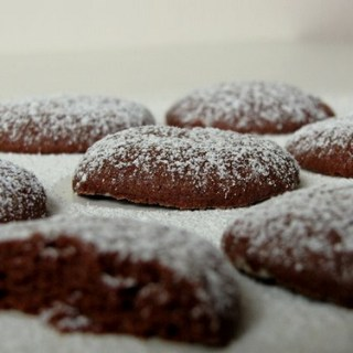 Eggless Chocolate Melting Moments Recipe | Eggless Cookies
