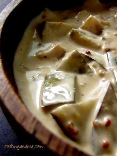 Sri Lankan Raw Mango Curry Recipe