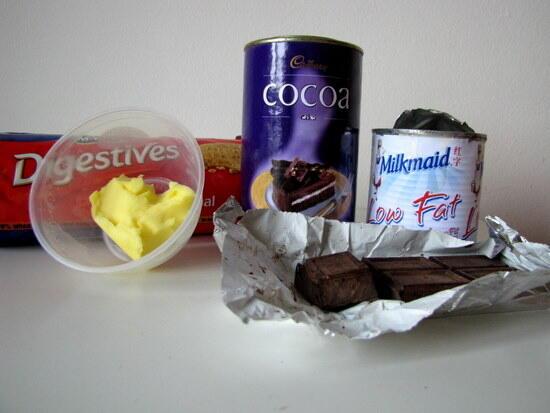 Marie Biscuit Condensed Milk Pudding Recipe