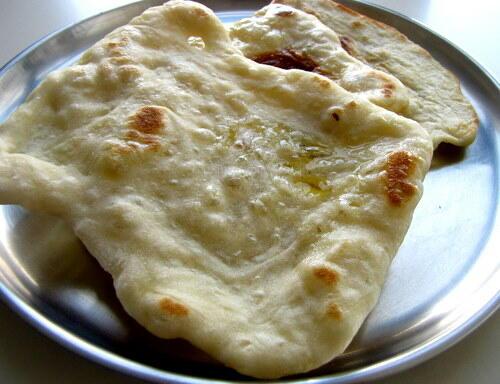 naan on tawa or tawa naan recipe step by step
