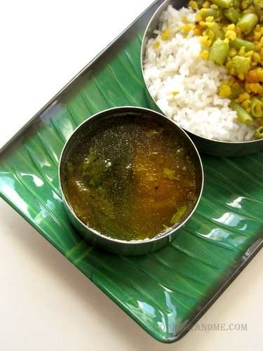 Lemon Rasam Recipe | South Indian Rasam Recipe with Lemon