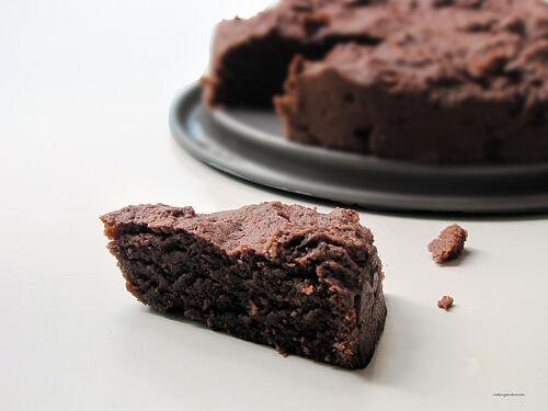 Eggless Chocolate Yogurt Cake Recipe With Easy Chocolate Frosting