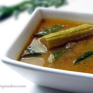 Thakkali Thella Pulusu-Thakkali Kuzhambu-Tomato Curry Recipe
