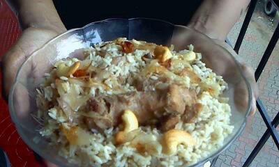 Sham's Chicken Biryani