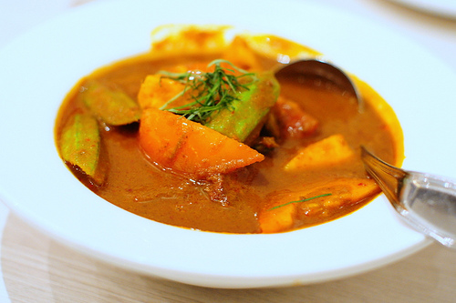 Mock Fish Curry