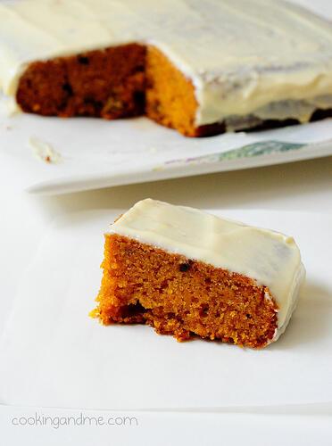 moist carrot cake recipe