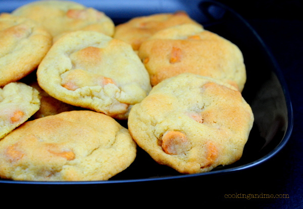 Butterscotch chip cookies recipe