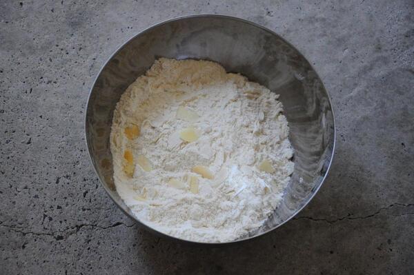 Eggless Almond Cardamom Cookie Recipe