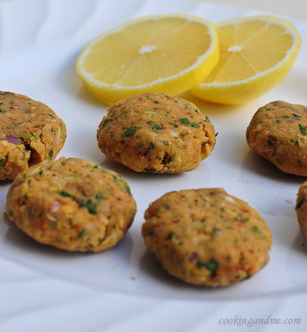 How to Make Falafel - Easy, Crisp Falafel Recipe, step by step
