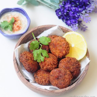 How to Make Falafel – Easy, Crisp Falafel Recipe, step by step