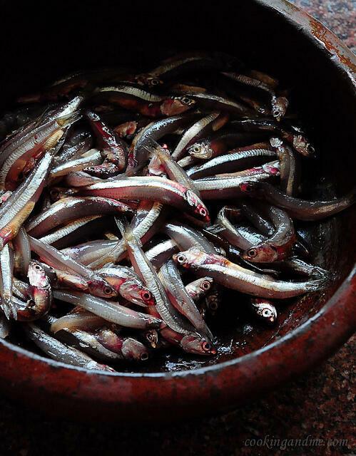 nethili meen fry anchovies kerala fish fry recipe