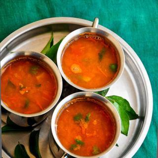 Tomato Juice Rasam Recipe, Easy Rasam Recipes