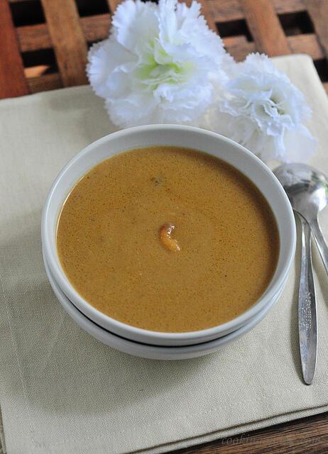 Cherupayar Payasam (Kerala Parippu Payasam)   Onam Recipes