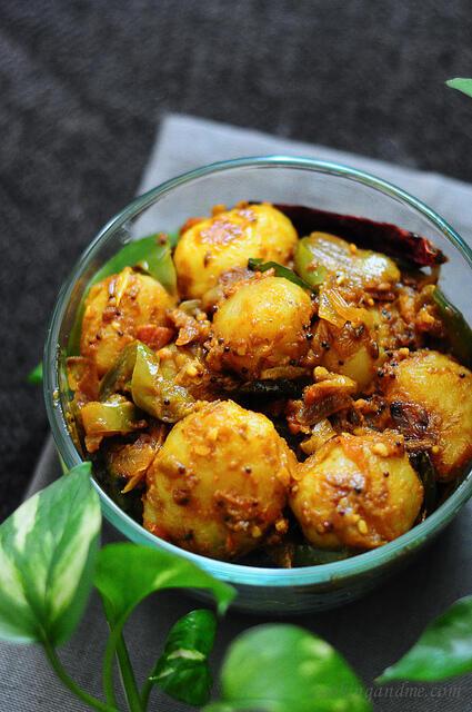 Bombay Potatoes Curry Recipe