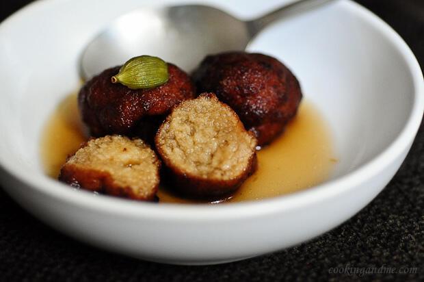 Paal Vadai | Diwali Sweets Recipe