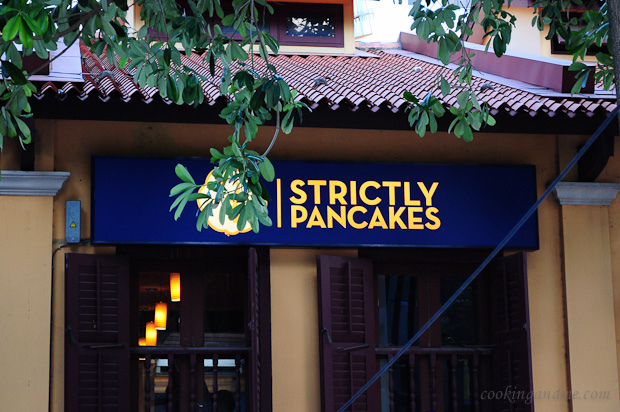 Strictly Pancakes, Singapore