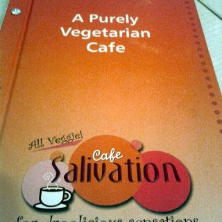 Salivation Vegetarian Restaurant, Singapore