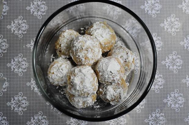 Snowball Cookies | Christmas Cookies Recipe
