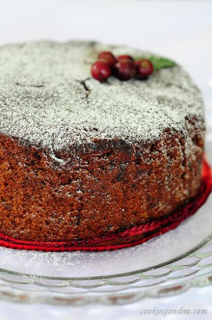 Christmas Fruit Cake.Kerala Fruit Cake Recipe