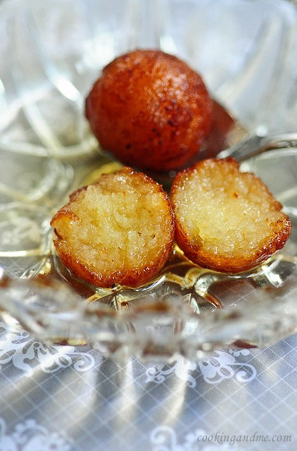 Gulab Jamun Recipe   Gulab Jamuns with Khoya   Diwali Sweets Recipe