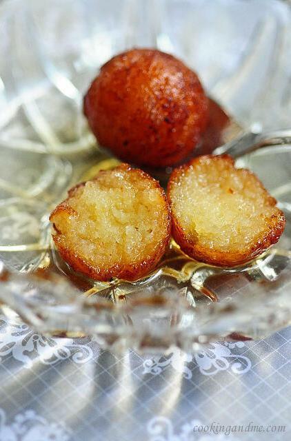 Gulab Jamun Recipe | Gulab Jamuns with Khoya | Diwali Sweets Recipe