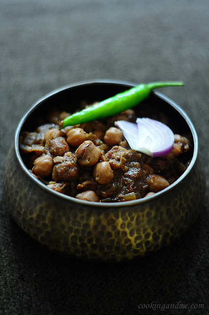 Punjabi Chole Masala Recipe