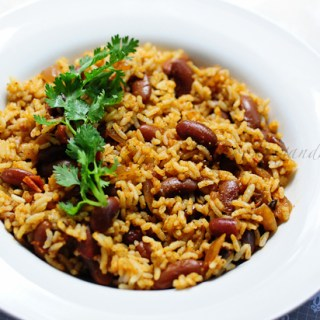 Rajma Chawal Recipe, Rajma Rice Recipe Step by Step