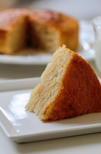 Eggless kerala plum cake recipe