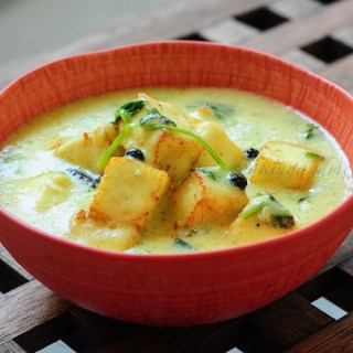 Paneer Korma   Paneer Kuruma   Indian Paneer Recipes
