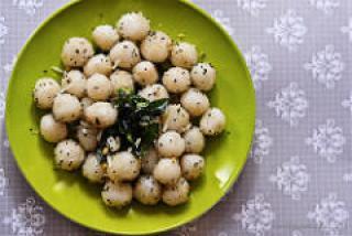 Ammini (Mini) Kozhukkattai - Savoury | Ganesh Chaturthi Recipes