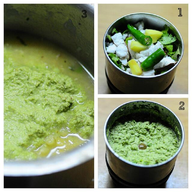 Methi (Fenugreek) Leaves Yogurt Curry | Vendhaya Keerai Mor Kozhambu |