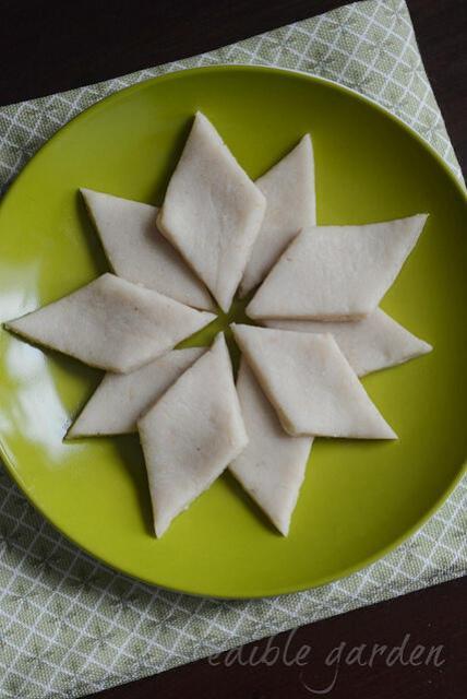 kaju katli, cashew burfi, easy diwali sweet ideas