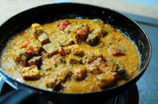 Paneer Tikka Masala-Restaurant Style Paneer Recipe