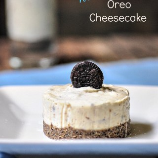eggless no bake oreo cheesecake recipe