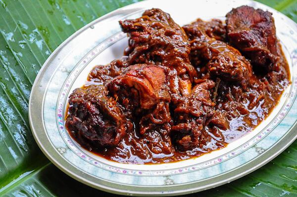 Kerala chicken roast recipe, spicy Kerala chicken roast ...