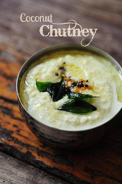 Tamil coconut chutney recipe thengai chutney recipe for idli dosa tamil hotel style coconut chutney thengai chutney recipe forumfinder Images