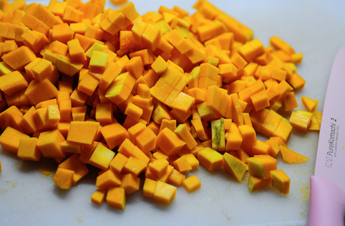 Pumpkin Kootu Recipe - Yellow Pumpkin Kootu Recipe