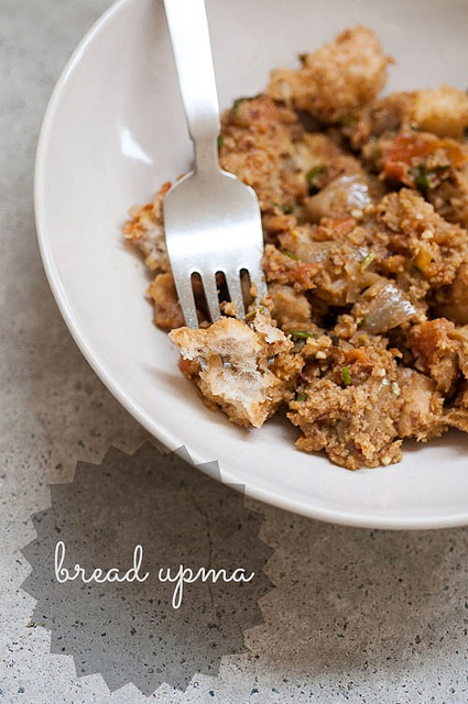Bread Upma Recipe-Masala Bread Upma Recipe