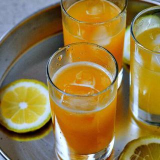 Orange Lemon Juice Recipe – A Welcome Drink Recipe Idea