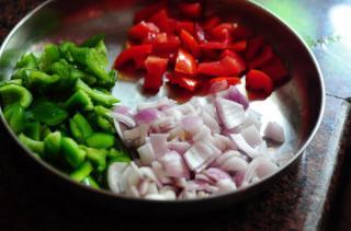 Paneer Shashlik Recipe (no tandoor / skewer)
