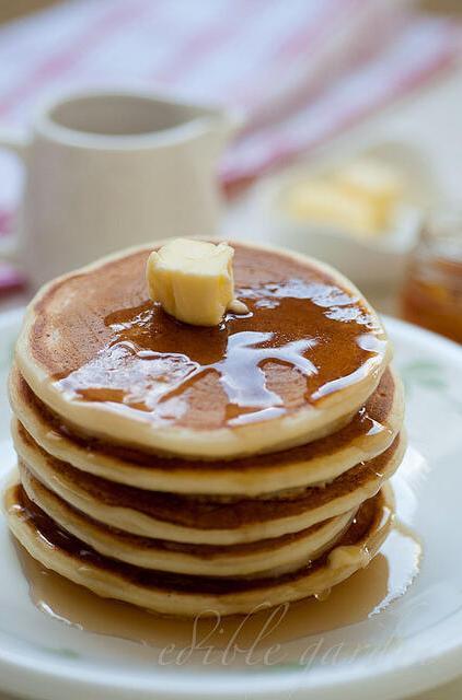 Ricotta Pancakes Recipe (Nigella Lawson)