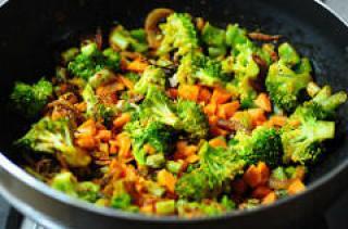 Easy Vegetable Biryani Recipe, Pressure Cooker-Rice Cooker Method