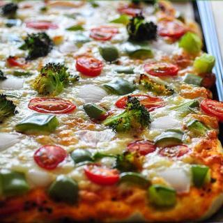 Quick & Easy Pizza Crust Recipe (30-Min Pizza Dough from Scratch)